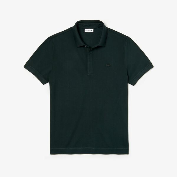 Men's Paris Stretch Polo, SINOPLE, hi-res
