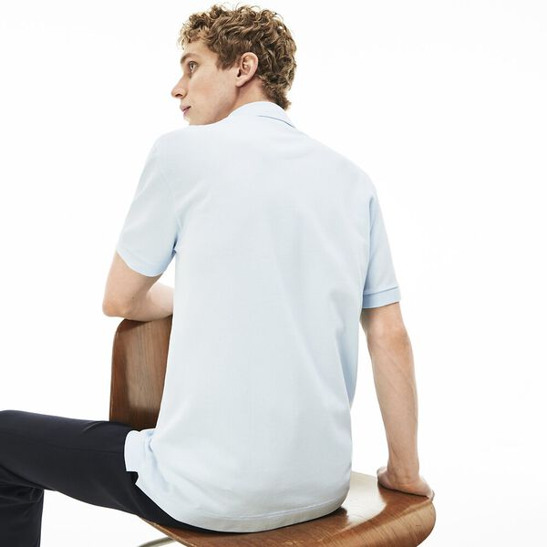 Men's Paris Regular Fit Stretch Polo, RILL, hi-res