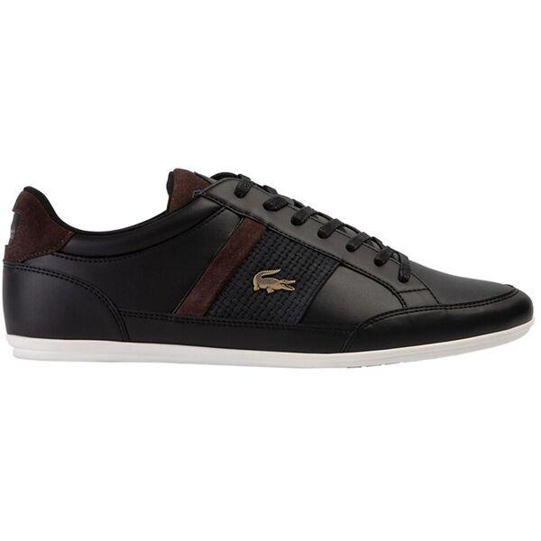 Men's Chaymon 120 4 Sneaker, BLACK/DARK BROWN, hi-res
