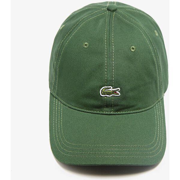 Contrast Strap And Crocodile Cap, GREEN, hi-res
