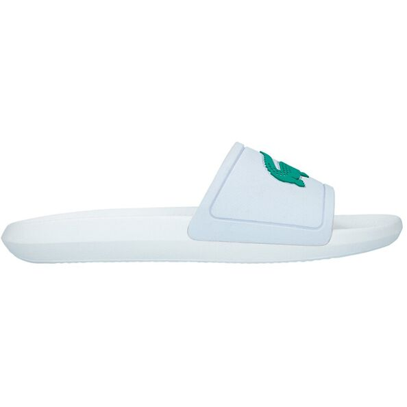 MEN'S CROCODILE SLIDE 119 1, WHITE/GREEN, hi-res