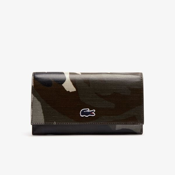 WOMEN'S ROBERT GEORGES SLIM CREDIT CARD HOLDER