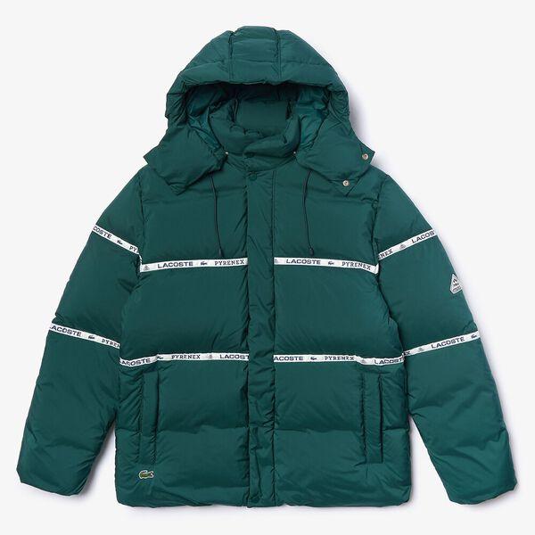 Unisex Lacoste X Pyrenex Lightweight  Puffer Coat, BEECHE, hi-res