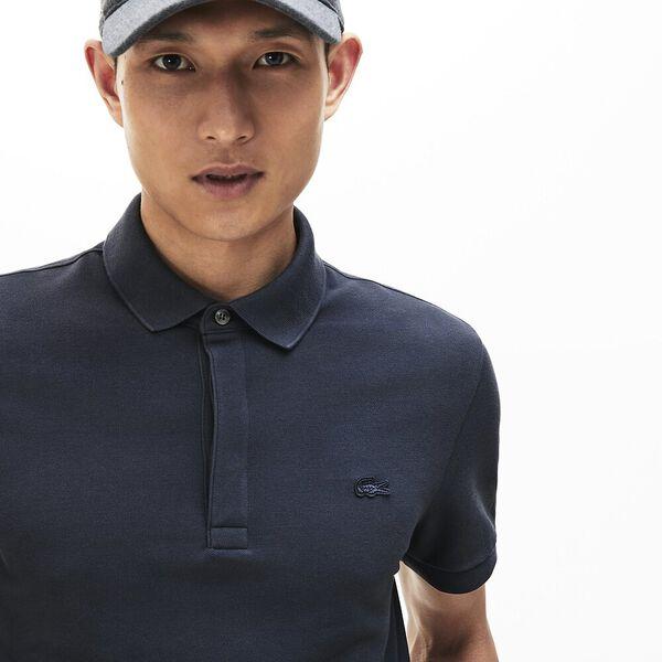 Men's Paris Polo, GRAPHITE, hi-res