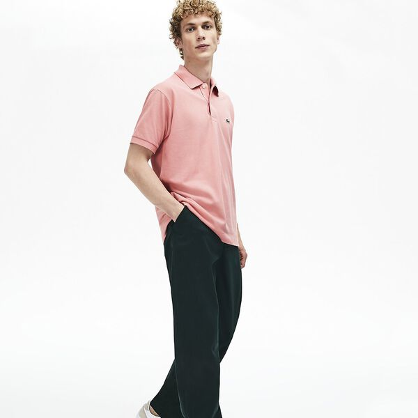 Men's L.12.12 Classic Polo, PRINCESS PINK, hi-res