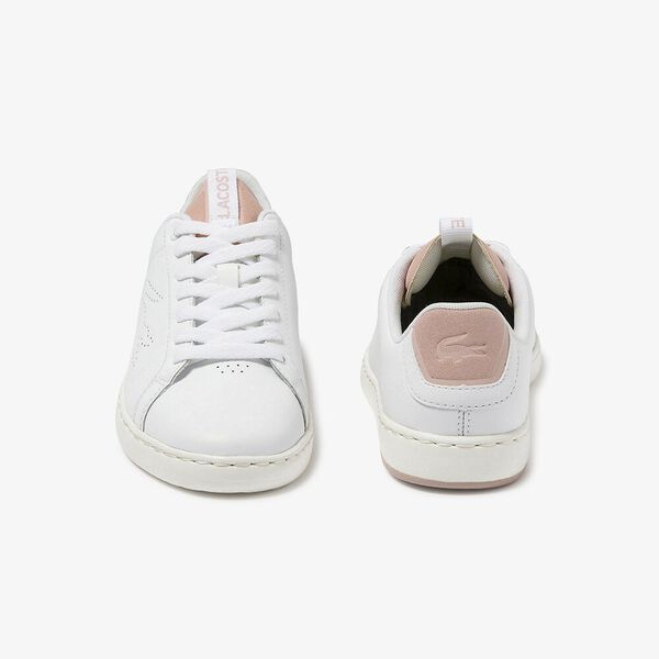 Women's Carnaby Evo Light-Wt 120 1 Sneaker, WHITE/NATURAL, hi-res