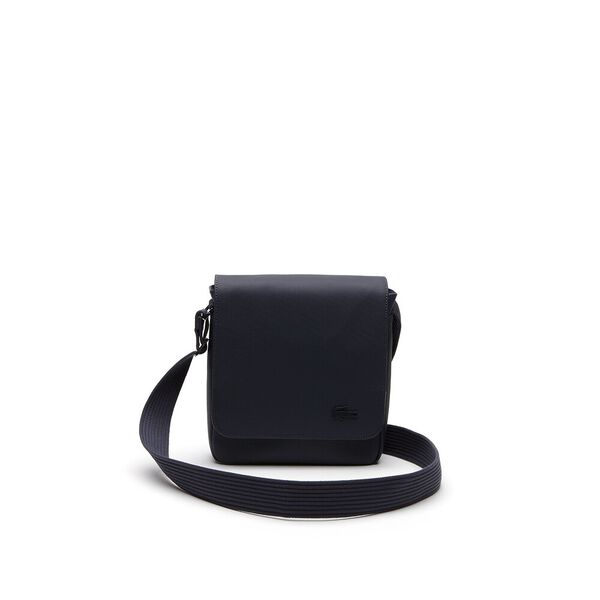 Men's Classic Flap Xover Bag Navy