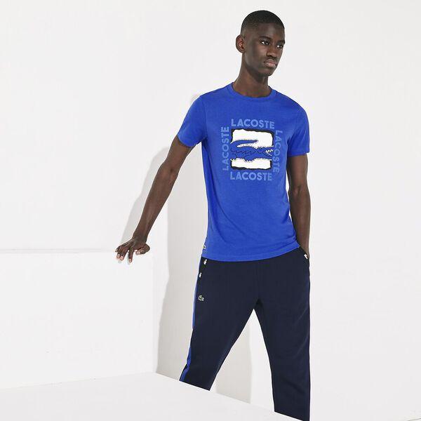 Men's SPORT Crew Neck Graphic T-shirt