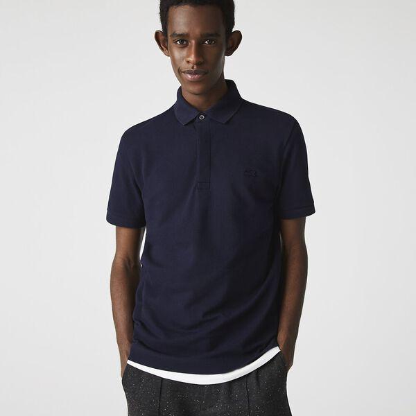 Men's Paris Polo, NAVY BLUE, hi-res