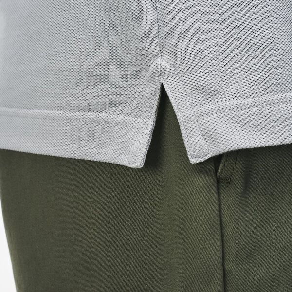 Men's Slim fit Lacoste Polo Shirt in petit piqué, NIMBUS, hi-res