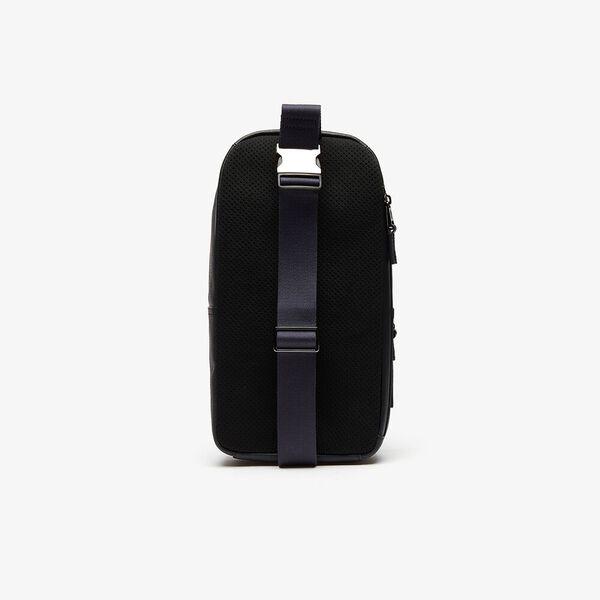 Men's Altitude Cuir Body Bag, PHANTOM DARK SAPPHIRE, hi-res