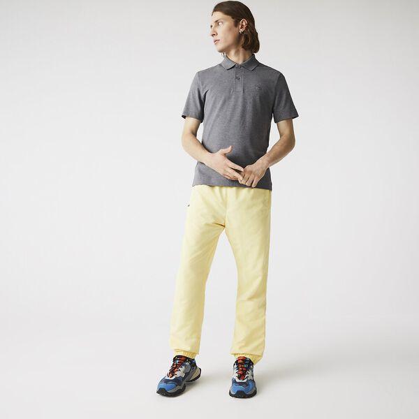 Men's Regular Fit Movement Polo, HEATHER LEAD, hi-res