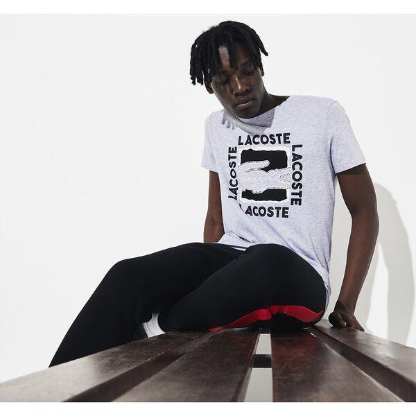 Men's Lacoste SPORT 3D Print T-shirt