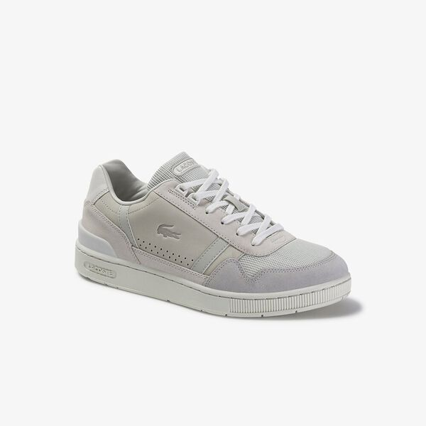 Men's T-Clip 120 1 Us Sneaker, OFF WHITE/LIGHT GRY, hi-res