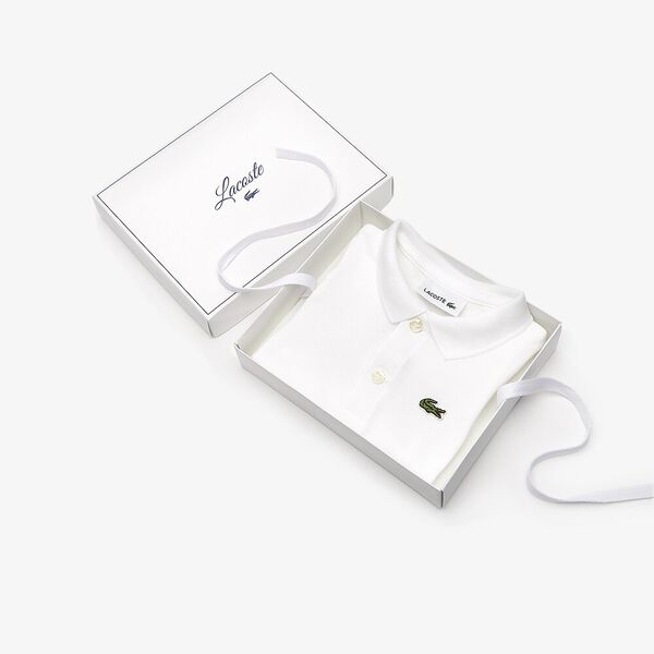 Baby Jumpsuit Gift Box, WHITE, hi-res