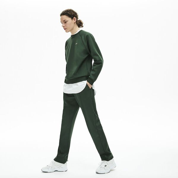 Women's Stretch Waistband Trackpants, JASIONE, hi-res