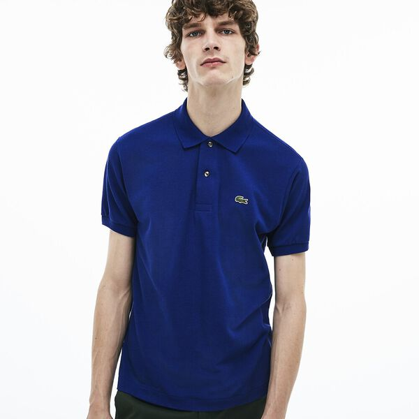 Men's L.12.12 Classic Polo, CAPTAIN, hi-res