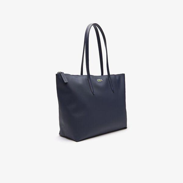 Women's L.12.12 Large Shopping Bag, ECLIPSE, hi-res