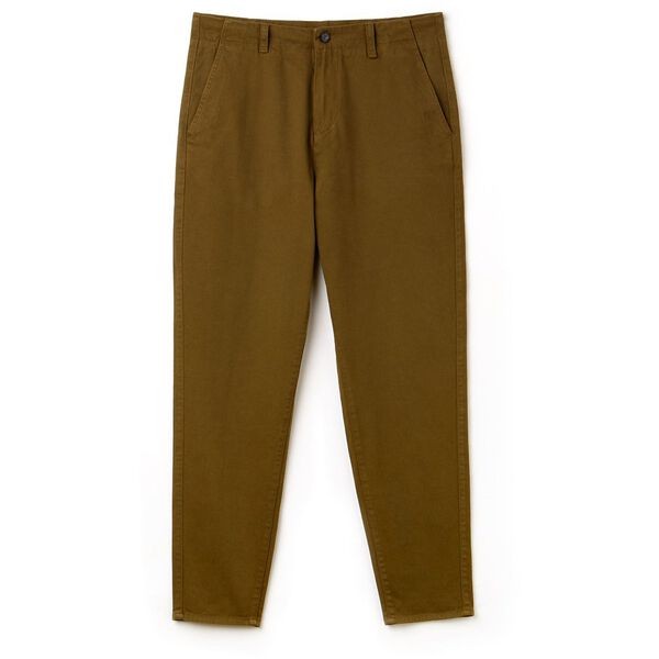 MEN'S BROKEN TWILL CHINO PANTS