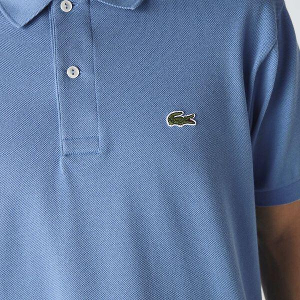 Men's L.12.12 Classic Polo, TURQUIN BLUE, hi-res