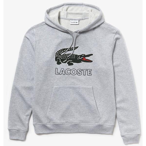 Men's Lacoste Croc Pullover, NAVY BLUE/MEXICO, hi-res