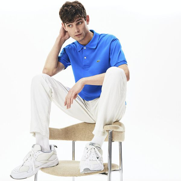 Men's Classic L.12.12 Classic Polo, NATTIER, hi-res