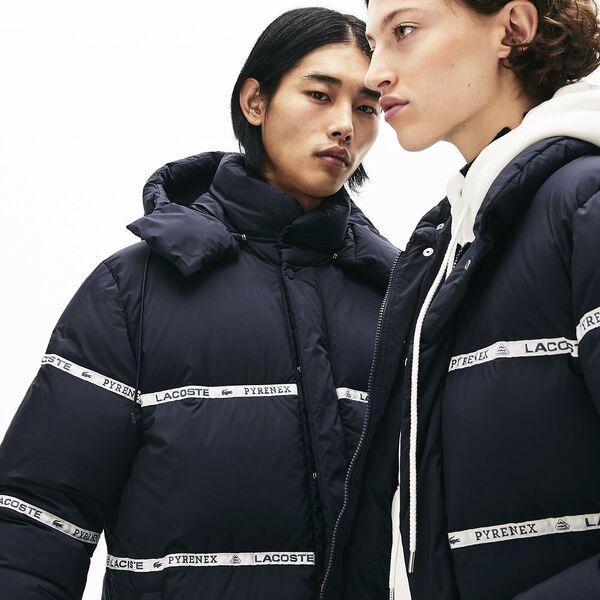 Unisex Lacoste X Pyrenex Lightweight  Puffer Coat