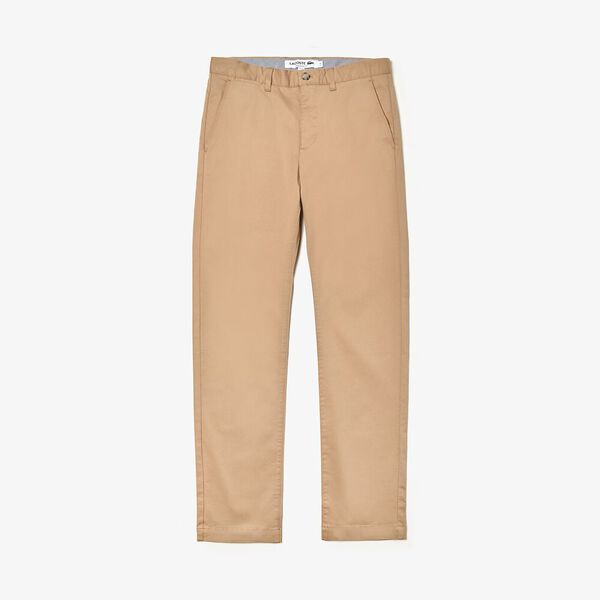 Men's Regular Fit Stretch Cotton Chinos, VIENNOIS, hi-res
