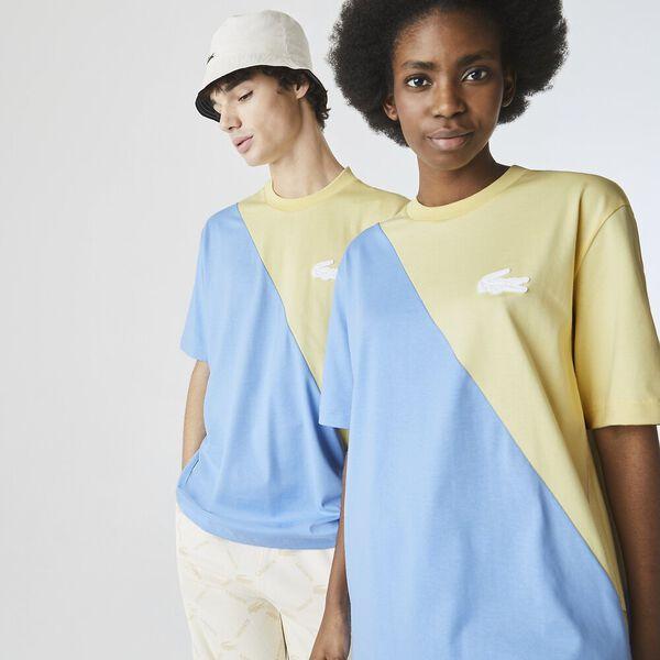 Unisex LIVE Bicolor Cotton T-shirt