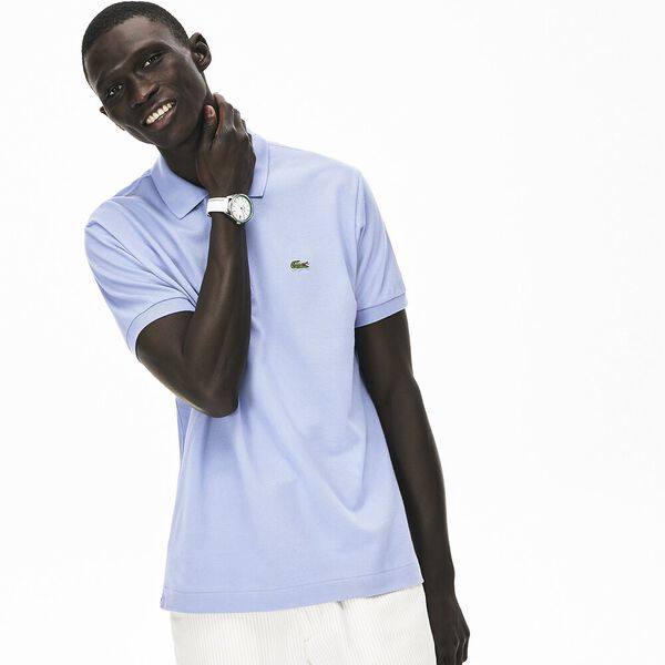 Men's Classic L.12.12 Polo, PURPY, hi-res