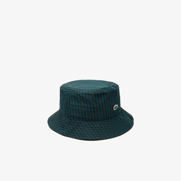 Unisex Lacoste LIVE Striped Hat