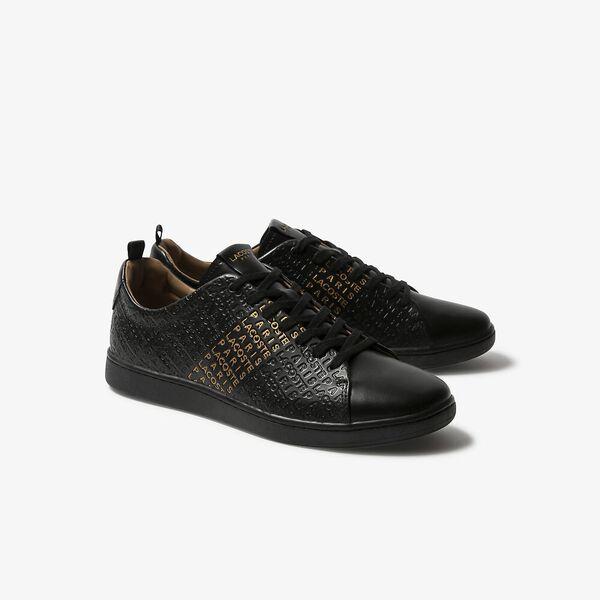 Men's Carnaby Evo 120 6 Us Sneaker, BLACK/GOLD, hi-res