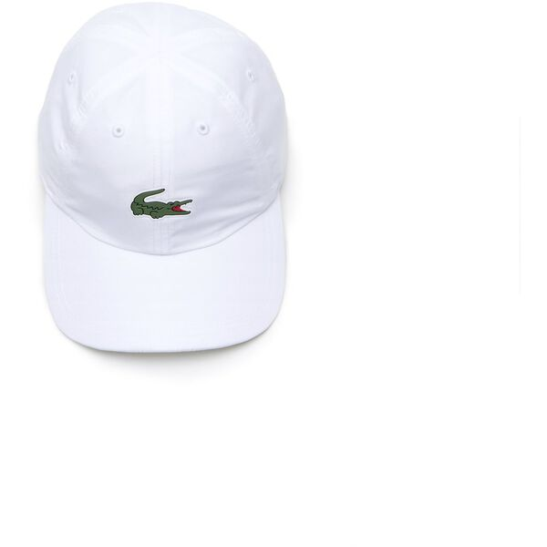 Microfibre Croc Cap, WHITE, hi-res