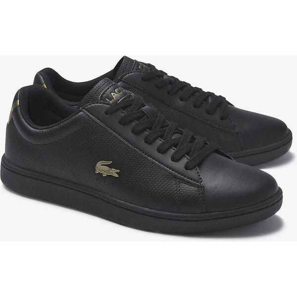 Women's Carnaby Evo Nappa Leather Sneakers, BLACK/BLACK, hi-res