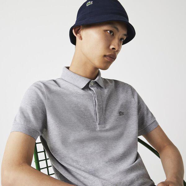 Men's Paris Shirt, SILVER CHINE, hi-res