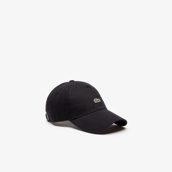 Centre Croc Cap, BLACK, hi-res