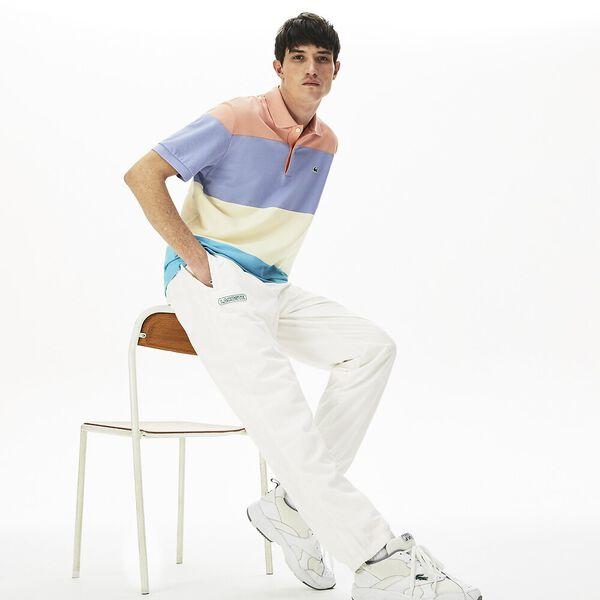 Men's Elastic Waistband Trackpants