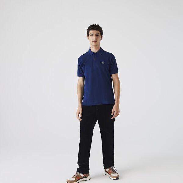 Men's L.12.12 Classic Polo, GLOBE, hi-res
