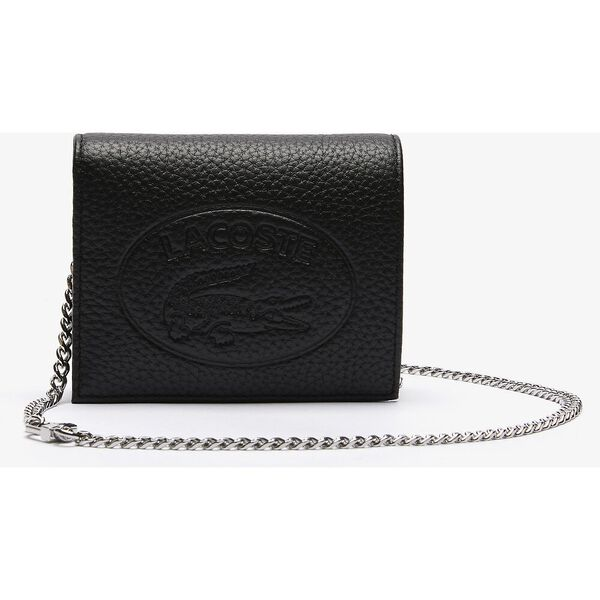 Women's Croco Crew Grained Leather Phone Wallet