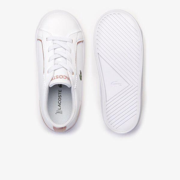 Toddler Lerond 319 2, WHITE/PINK, hi-res
