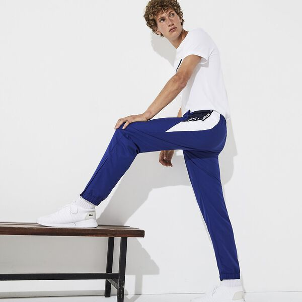 Men's Tennis Track Pant With Taping