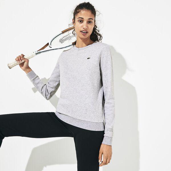 Women's Basic Crew Neck Sweatshirt