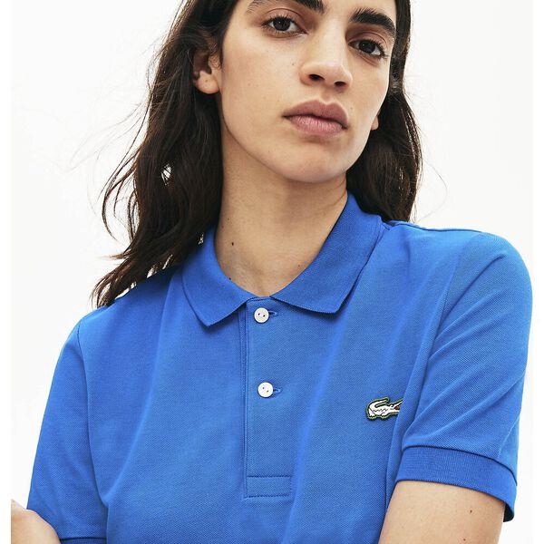 Unisex LIVE Slim Fit Stretch Cotton Piqué Polo, NASTU, hi-res