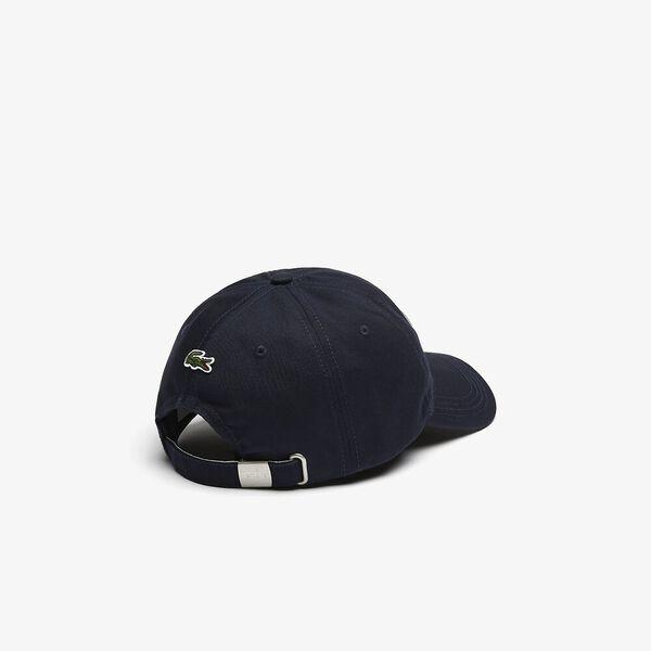 Heritage Badge Cotton Cap, MARINE SOMBRE, hi-res