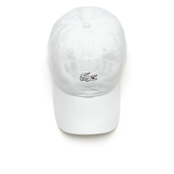 UNISEXFAIRPLAY CAP, FLOUR/NAVY BLUE, hi-res