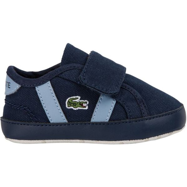 Infants' Sideline Crib Canvas Trainers