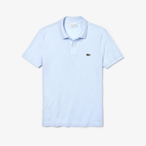 Men's Slim Fit Polo, RILL, hi-res