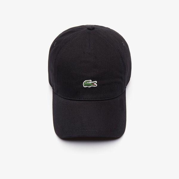 Centre Croc Cap, BLACK, hi-res