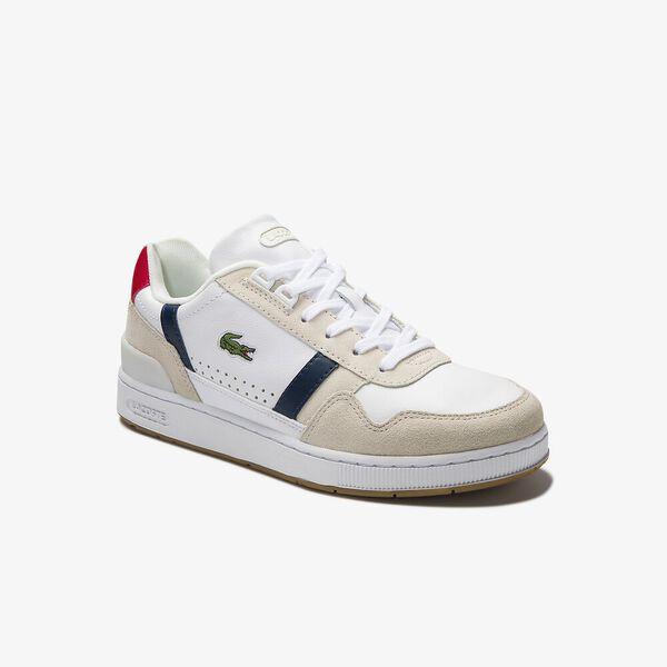 Women's T-Clip Tricolour Sneakers