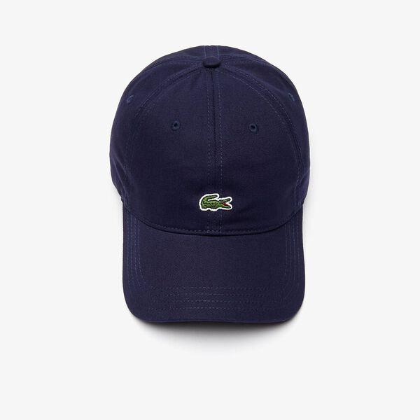 Contrast Strap And Crocodile Cap, NAVY BLUE, hi-res